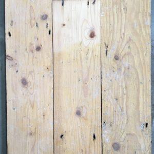 Reclaimed 120mm floorboard