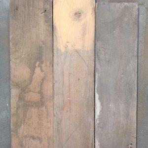 Reclaimed 143mm floorboards