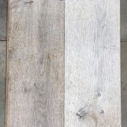 Reclaimed oak boards