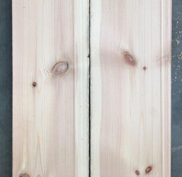 Re-sawn pine floorboards 200mm