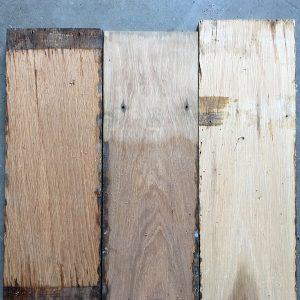Reclaimed oak floorboards 146mm