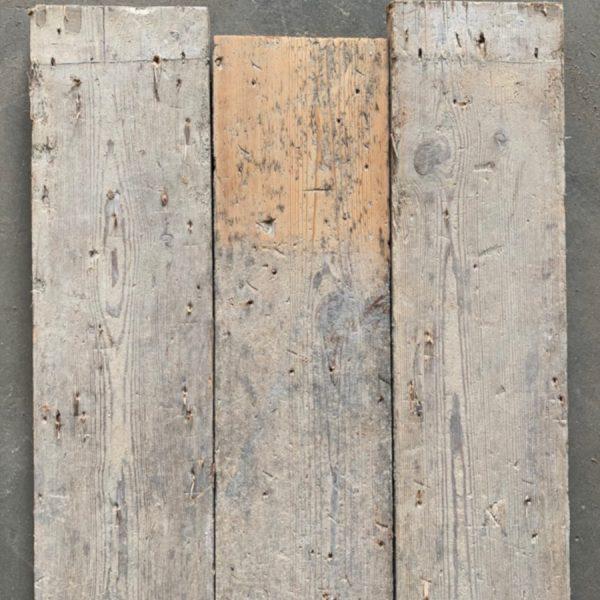 Reclaimed pine floorboards 170mm