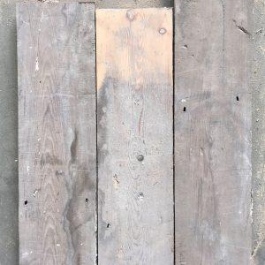 137mm reclaimed floorboards
