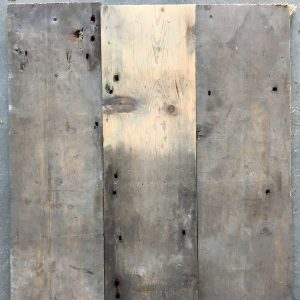 Reclaimed 135mm roofboards