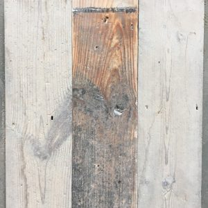 Reclaimed 132mm floorboard