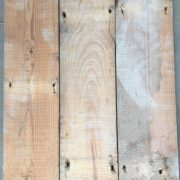 Reclaimed 132mm floorboard (rear of boards)