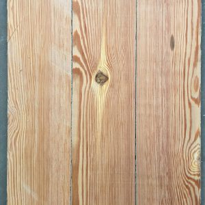 Reclaimed pitch pine boards 125mm