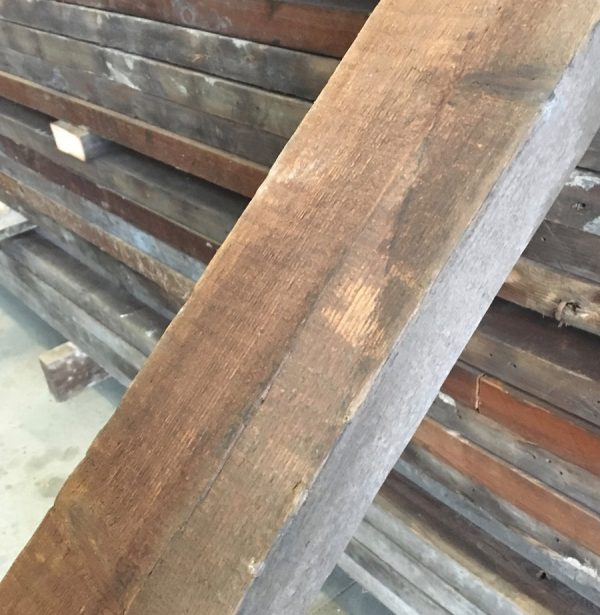 Reclaimed 125mm x 50mm purlins