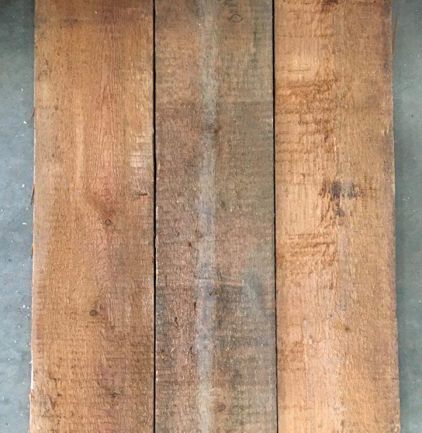 Re-sawn floorboards 152mm (rear of boards)