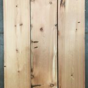 Re-sawn floorboards 152mm