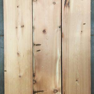 Re-sawn floorboards 152mm