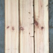 Re-sawn boards 115mm
