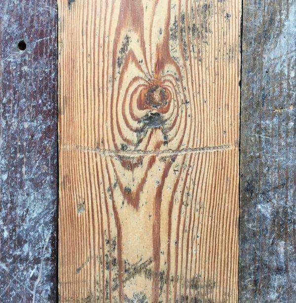 Reclaimed pine strip 100mm (lightly sanded)