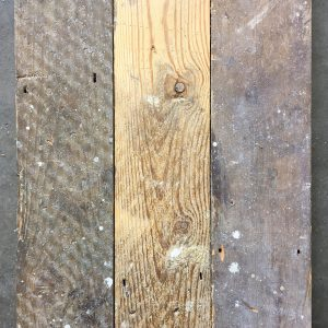 Reclaimed pine floorboards 105mm