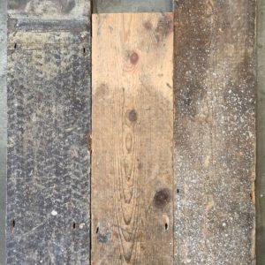 145mm reclaimed floorboards
