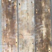 Reclaimed 145mm floorboard (rear of boards)