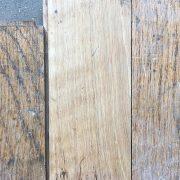 Reclaimed oak strip 57mm (lightly sanded)