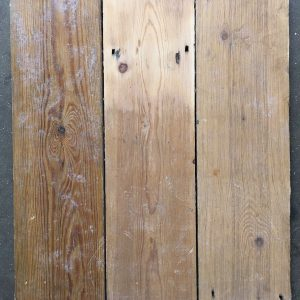 Reclaimed 118mm floorboards