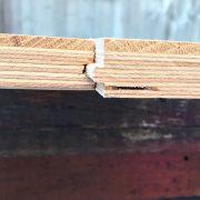 15/4 Reclaimed European oak (ply base)