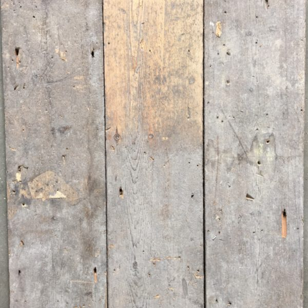 Reclaimed 160mm floorboard