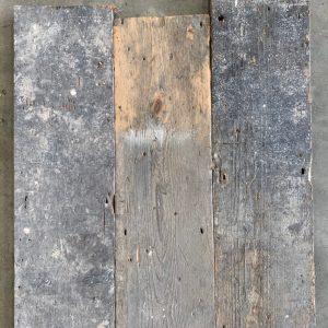 Reclaimed 160mm floorboards