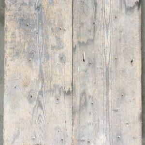 Reclaimed Georgian floorboards