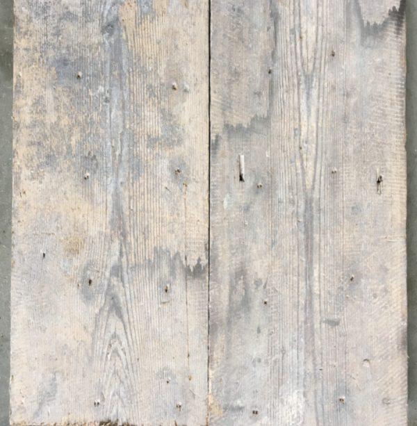 Reclaimed Georgian floorboards