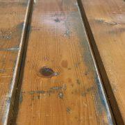 Reclaimed matchboard