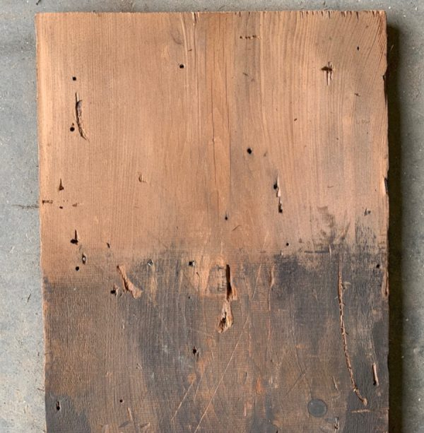 Reclaimed roofboard 360mm (lightly sanded)