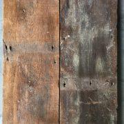 Reclaimed wide roofboards (rear of boards)