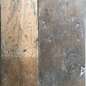 Georgian oak floorboards