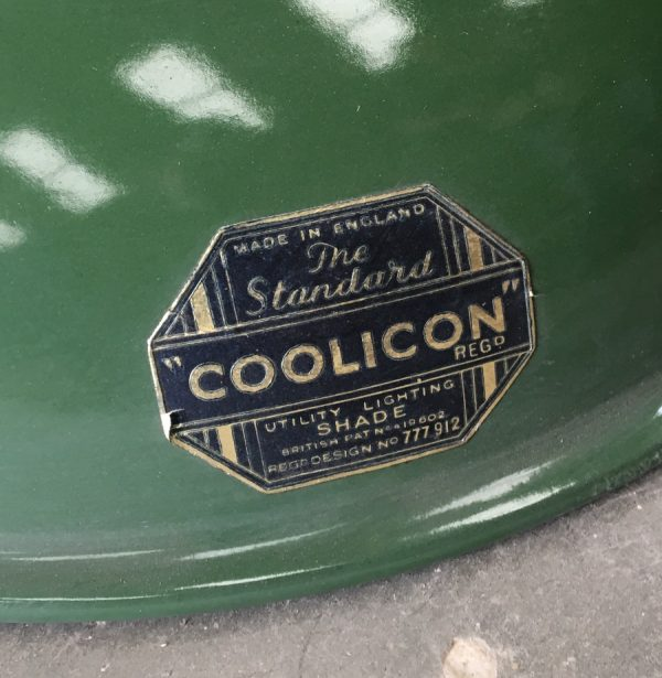 Coolicon factory shade