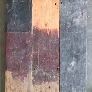 Reclaimed 135mm floorboards