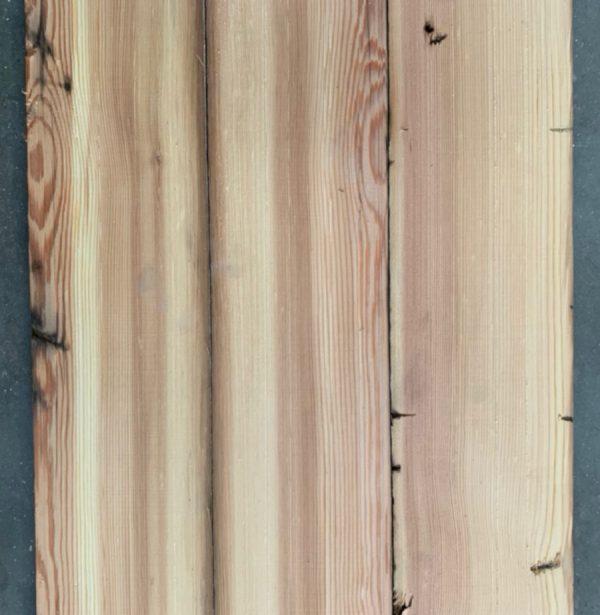 Reclaimed 135mm re-sawn boards