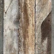 Reclaimed 135mm re-sawn boards (rear of boards)