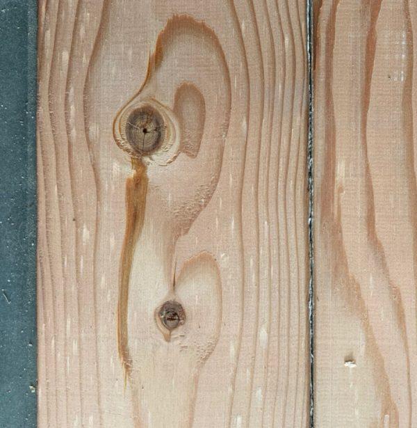 Reclaimed Douglas fir