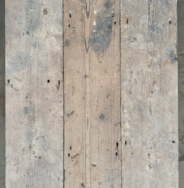 Reclaimed 157mm floorboard
