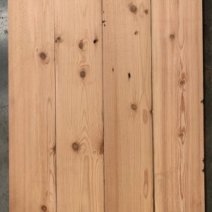 Reclaimed 128mm re-sawn