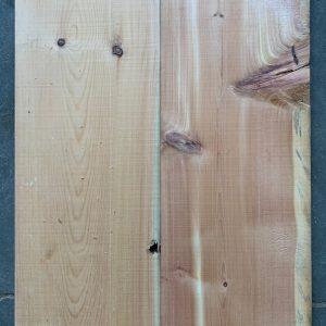 reclaimed re-sawn floorboards 215mm