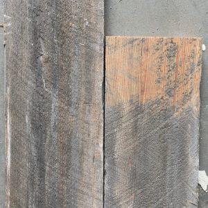 Reclaimed 225mm roofboard