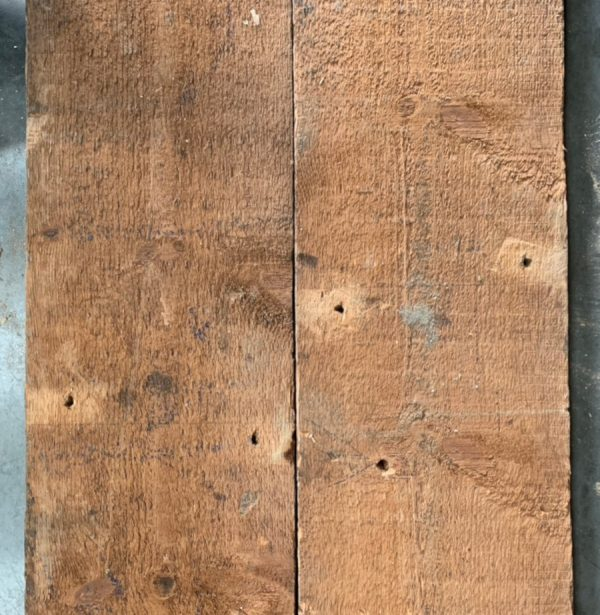 Re-sawn floorboards 230mm (rear of boards)